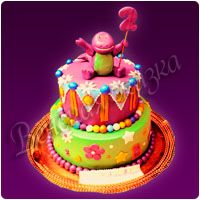 Торт для детей №61