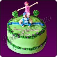 Торт для детей №65
