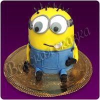 Детский торт №78