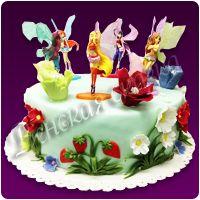 Детский торт №80