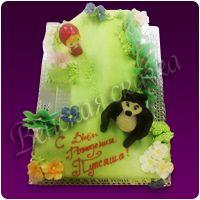 Детский торт №85