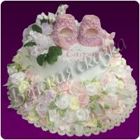 Детский торт №86