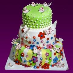 Детский торт №121