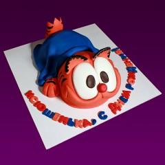 Детский торт №124