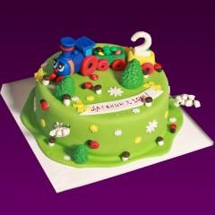 Детский торт №126