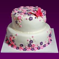 Праздничный торт №38