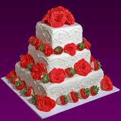 Праздничный торт №39