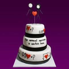 Праздничный торт №40