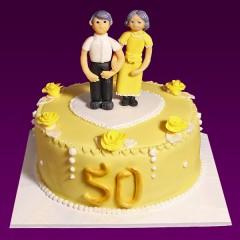 Праздничный торт №33