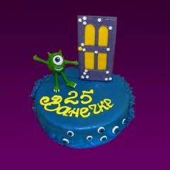 Детский торт №128