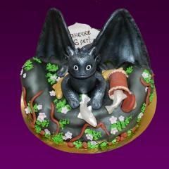 Детский торт №129
