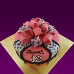 Праздничный торт №41