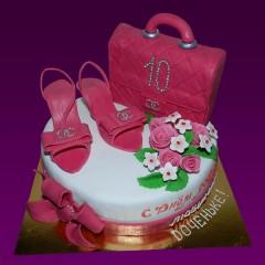 Праздничный торт №42