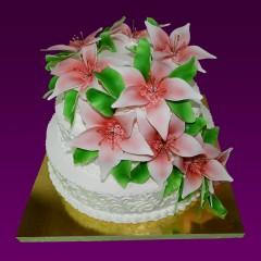 Свадебный торт №41
