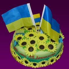 Праздничный торт №44