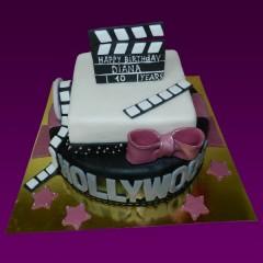 Праздничный торт №45