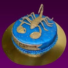 Праздничный торт №46