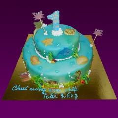 Детский торт №132